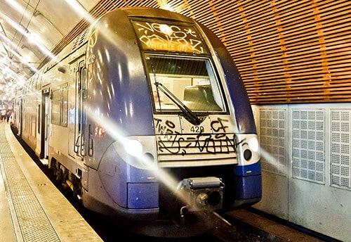 Train from Nice to Monte Carlo €3,90