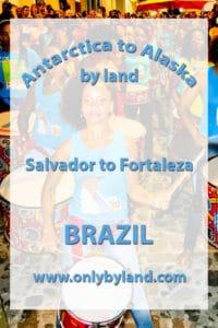 Salvador to Forteleza