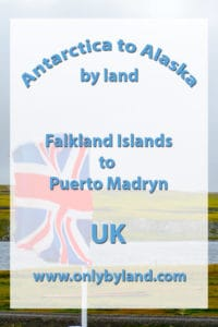 A visit to the points of interest of the Falkland Islands including Port Stanley, British iconic red phone boxes and letterboxes, Rockhopper penguins tour, Gentoo / King Penguins tour, Majestic Penguins tour, Falklands Battlefield tours, Gypsy Cove before taking the cruise to Puerto Madryn, Argentina
