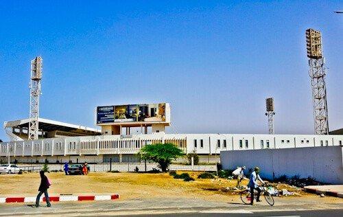 Olympic Stadium, Nouakchott, Mauritania