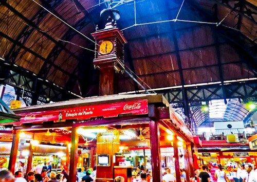 Port Market (Mercado del Puerto), Montevideo