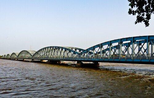 Pont Faidherbe, St Louis, Senegal