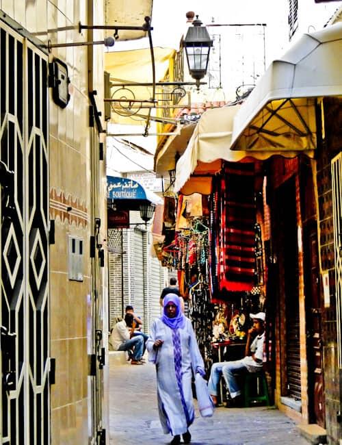 Medina, Tangier, Morocco