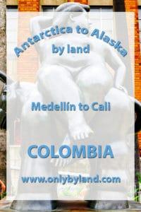 Medellín to Cali