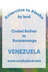 Ciudad Bolivar to Bucaramanga