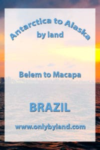 Amazon River Tours From Macapa To Belem