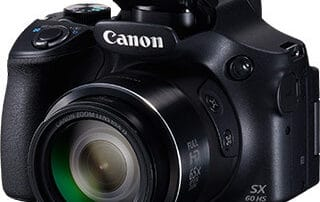 Canon PowerShot SX60 HS Bridge Camera