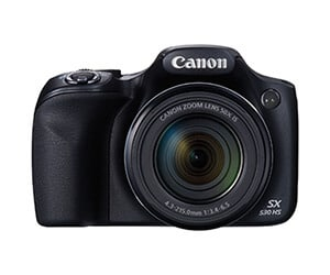 Canon SX530 HS PowerShot Point and Shoot Digital Camera