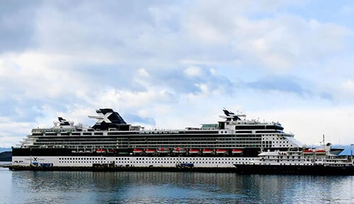 Celebrity Infinity Cruise Ship, Antarctica Cruise