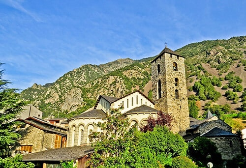 Church of Saint Stephen - Andorra la Vella