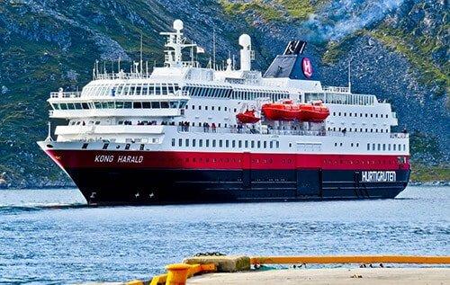 Hurtigruten foot passenger service