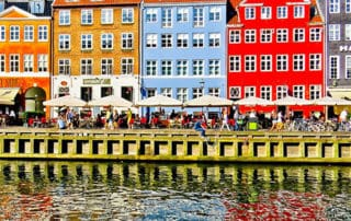 New Harbour - Copenhagen