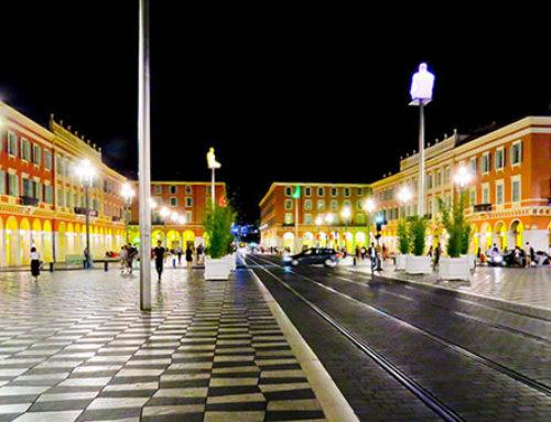 Nice to Andorra via Monte Carlo