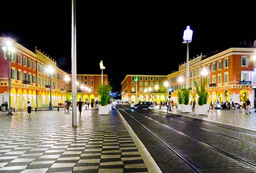 Place Massena - Nice