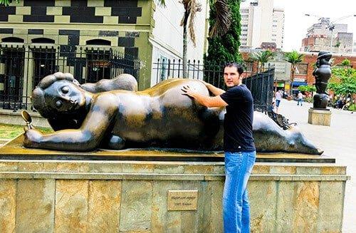 Plaza Botero-Medellín