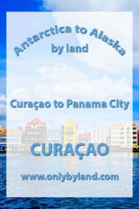 Curaçao to Panama City
