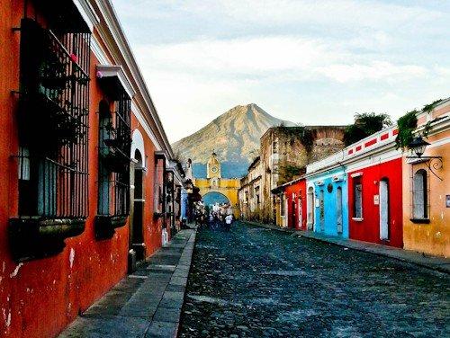 Antigua Arch, Guatemala