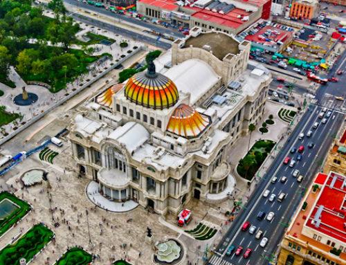 Mexico City to Ciudad Juarez / El Paso