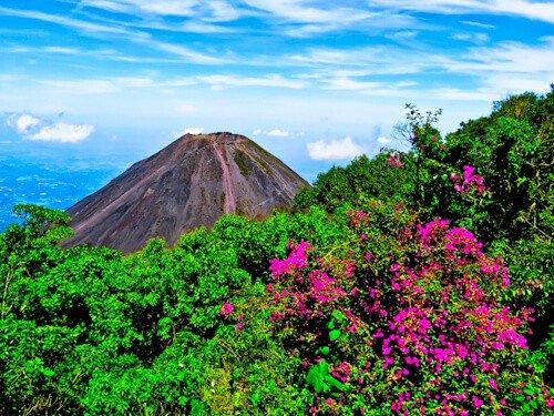 Izalco Volcano, El Salvador