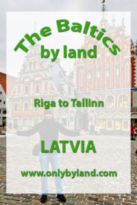 A trip to Riga and the points of interest including Freedom monument, House of Blackheads, Riga old town, Riga orthodox cathedral, Art nouveau district, Riga castle, Railway bridge, Church of St Peter, Riga dome cathedral before taking the bus to Tallinn