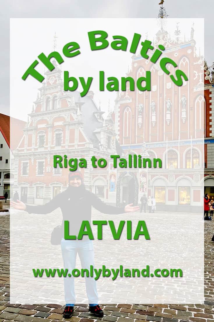 Riga to Tallinn