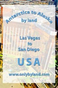 Las Vegas to San Diego