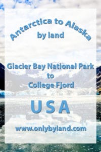Glacier Bay National Park to College Fjord