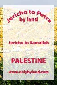 Jericho to Ramallah
