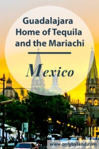 A visit to the points of interest of Guadalajara, Jalisco, the home of tequila and the Mariachi.