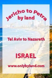 Tel Aviv to Nazareth