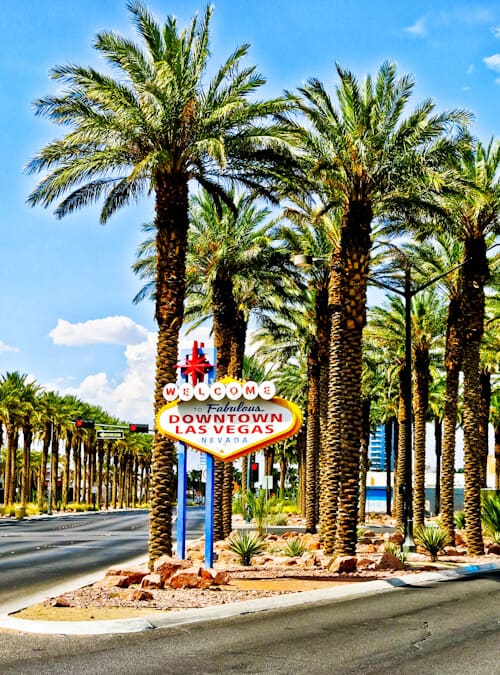 Downtown Las Vegas Sign