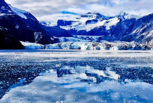 Margerie Glacier, Glacier National Park, Alaska