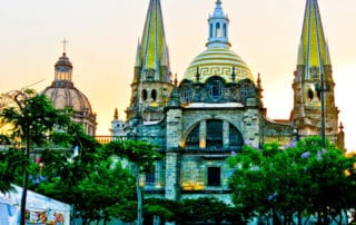 Guadalajara Cathedral, Mexico