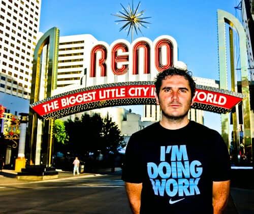 Reno Sign, Reno, Nevada
