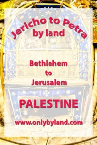 Bethlehem to Jerusalem