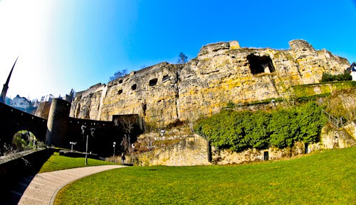 Casemates du Bock, Luxembourg