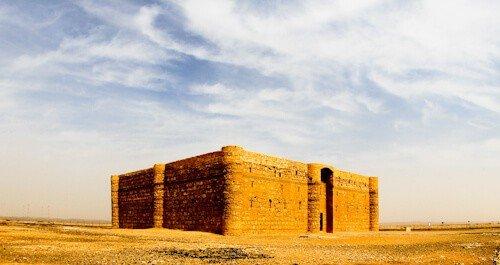 Qasr Kharana Desert Castle, Jordan