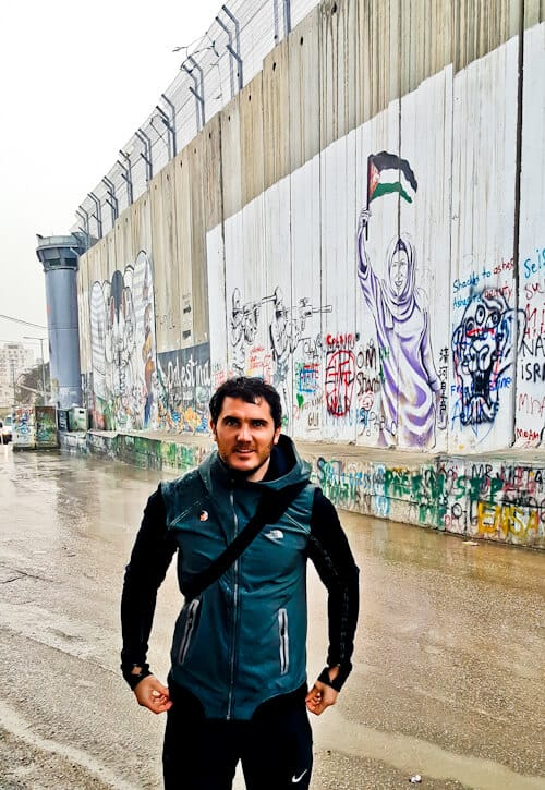 Separation Wall, West Bank