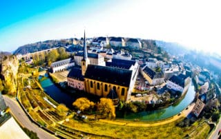 St Paul Church, Luxembourg City