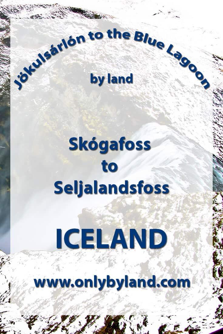Skógafoss to Seljalandsfoss