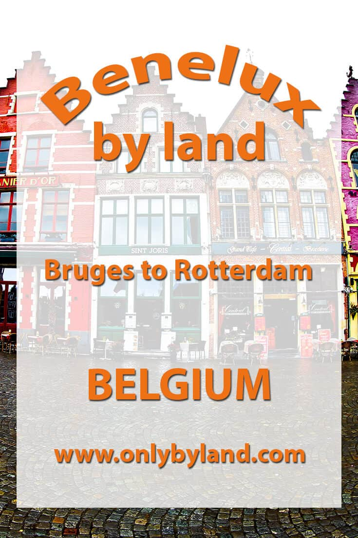 Bruges to Rotterdam