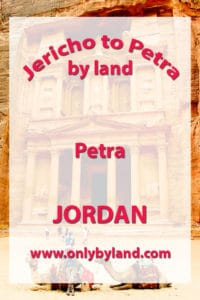A visit to Petra, Jordan to see the points of interest including, The Treasury, The Siq, Street of Facades, Hike through Petra, The Royal Tombs, The Colonnaded Street, The Great Temple The Monastery (Al-Deir)