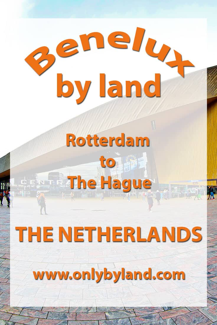 Rotterdam to The Hague