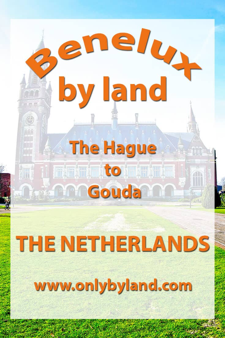 The Hague to Gouda