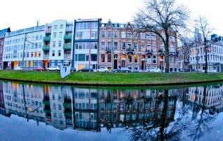 Rotterdam canal