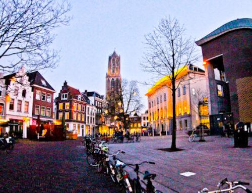 Utrecht to Amsterdam