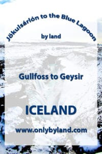 A visit to Gullfoss waterfalls Iceland at the upper and lower viewing platforms. Then I continue on the Golden Circle to Geysir