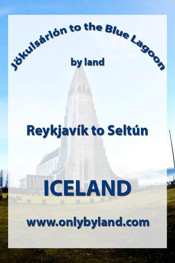 Reykjavík to Seltún