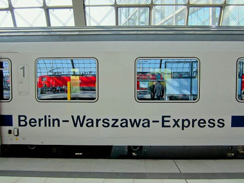Train to Warsaw