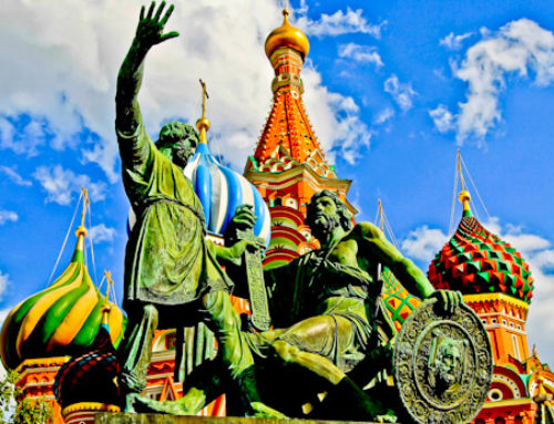 Moscow to Irkutsk – Trans Siberian Railway